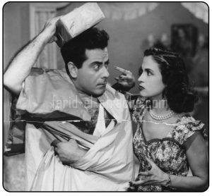 Funny Farid El Atrache and Nour el Houda